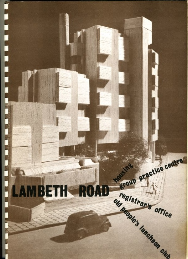 Lambeth Towers brochure 1965